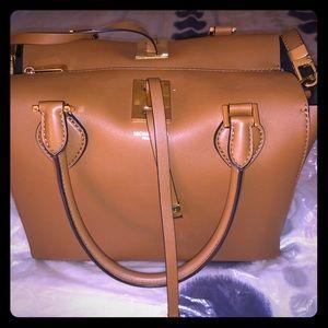 Authentic Michael Kors Miranda satchel